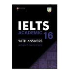 کتاب IELTS Cambridge 16 Academic اثر جمعی از نویسندگان انتشارات هدف نوین