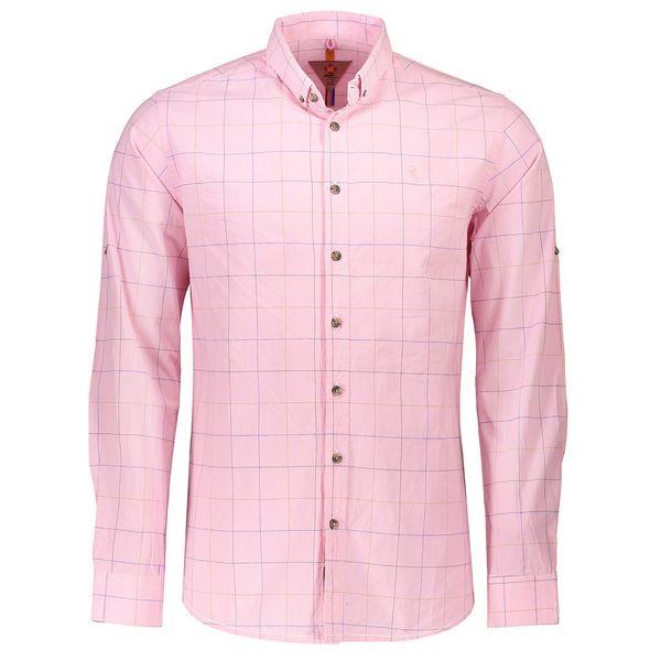 پیراهن مردانه رونی کد 1133009015
