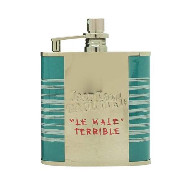 ادو تویلت مردانه ژان پاول مدل  Le Male Terrible Extreme flask حجم 100 میلي لیتر