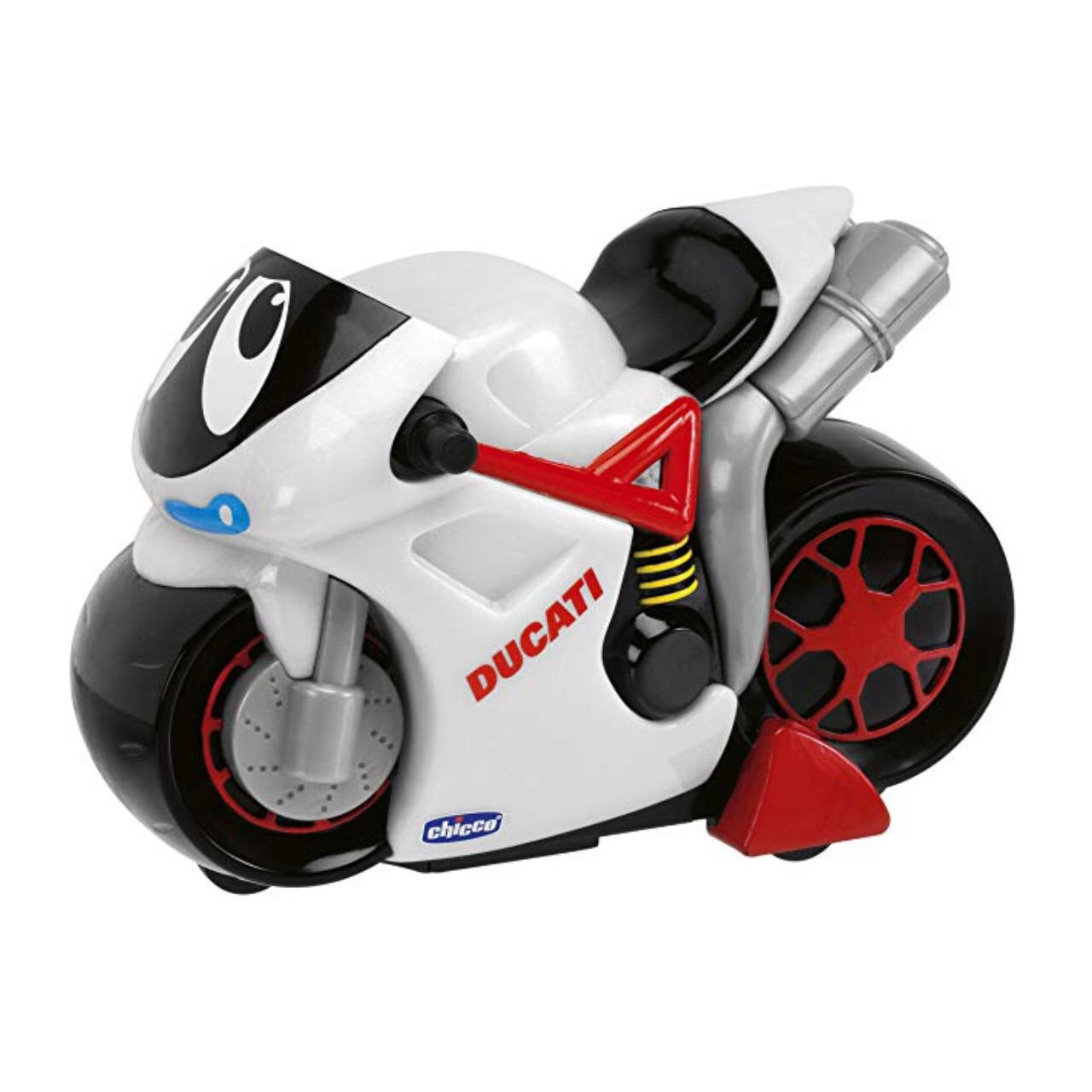 موتور اسباب بازی چیکو مدل Turbo Touch DUCATI