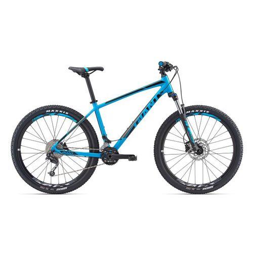 دوچرخه کوهستان جاینت مدل talon 2 آبی سایز 27.5 2018