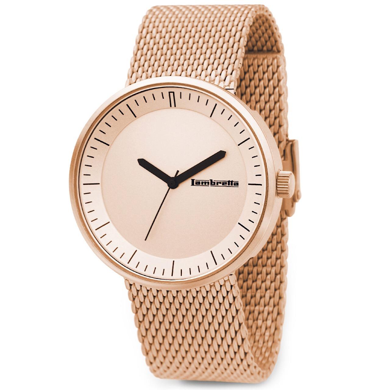 ساعت مچی عقربه ای لمبرتا مدل Franco