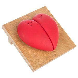 نمکپاش مدل قلب کد PRS-107 بسته 2 عددی