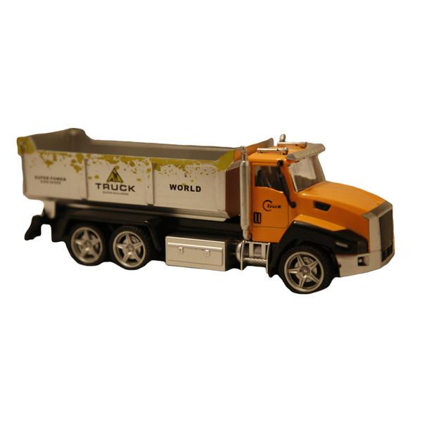 ماشین بازیطرح کامیون راه سازی مدل 1110