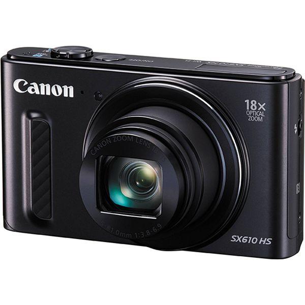 دوربین دیجیتال کانن مدل Powershot SX610 HS | Canon Powershot SX610 HS Digital Camera