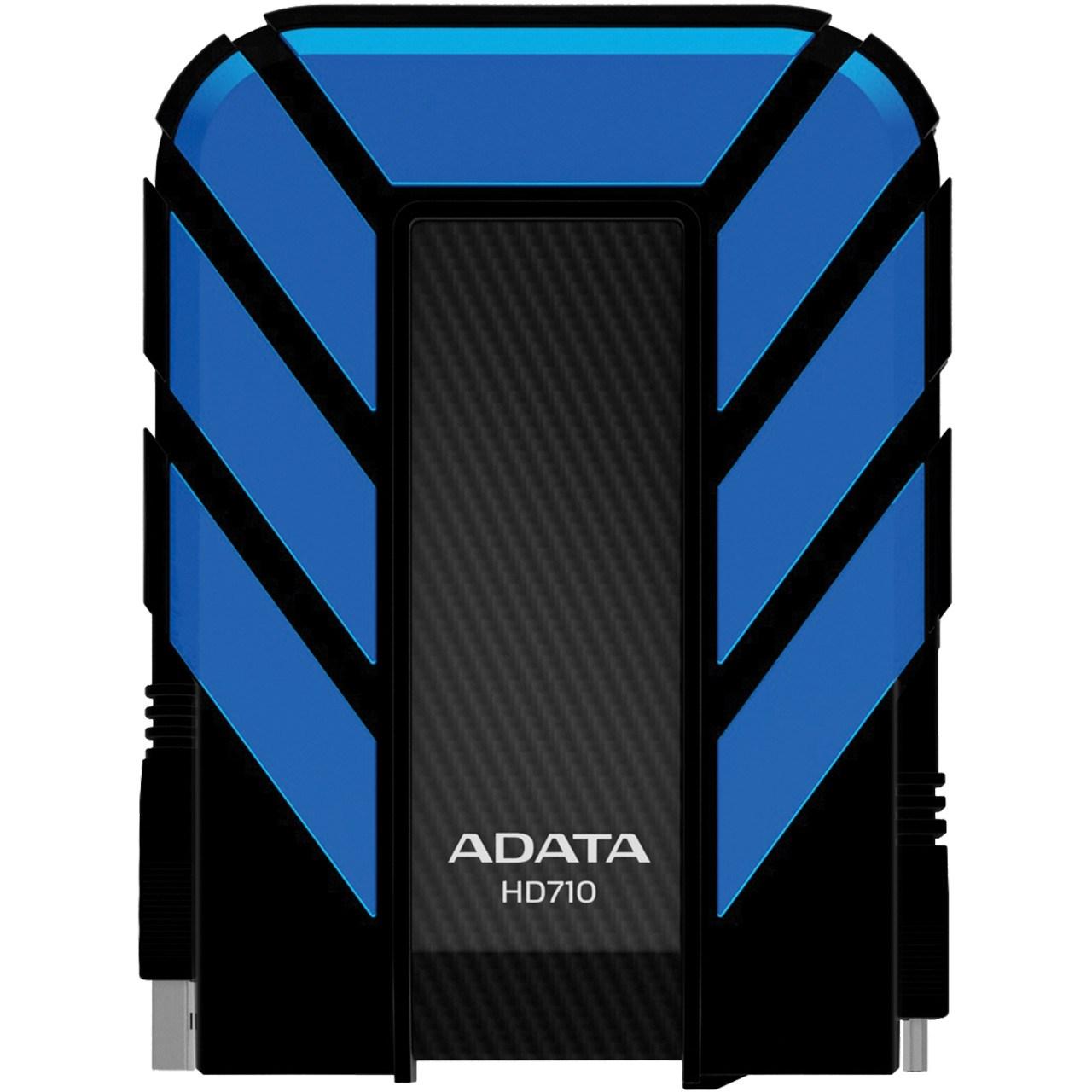 هارددیسک اکسترنال ای دیتا مدل HD710 ظرفیت 500 گیگابایت