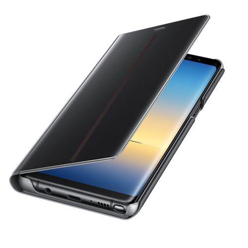 کیف کلاسوری چرمی HDD مدل Open Face Protective Case مناسب برای گوشی موبایل سامسونگ گلکسی Note 8