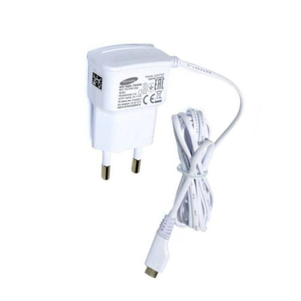 شارژر دیواری مدل EP-TA60EWE همراه با کابل متصل