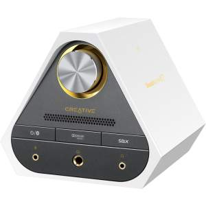 دک و آمپلی فایر صوتی کریتیو مدل Sound Blaster X7 Limited Edition