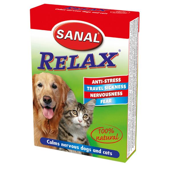 مکمل سانال مدل Relax مناسب برای سگ و گربه