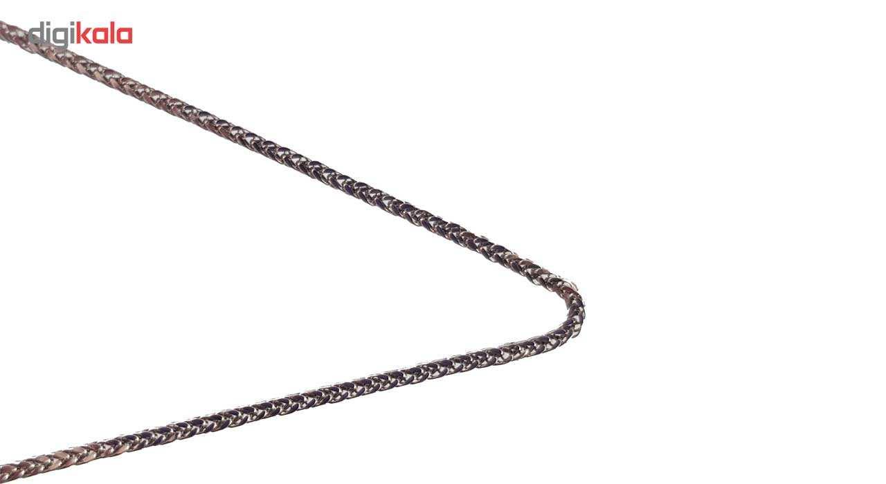 زنجیر طلا 18عیار مدل M752