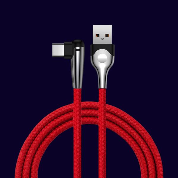 کابل تبدیل USB به USB-C باسئوس مدل CATMVP طول 1 متر