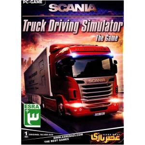 بازی کامپیوتری Scania Truck Driving Simulator