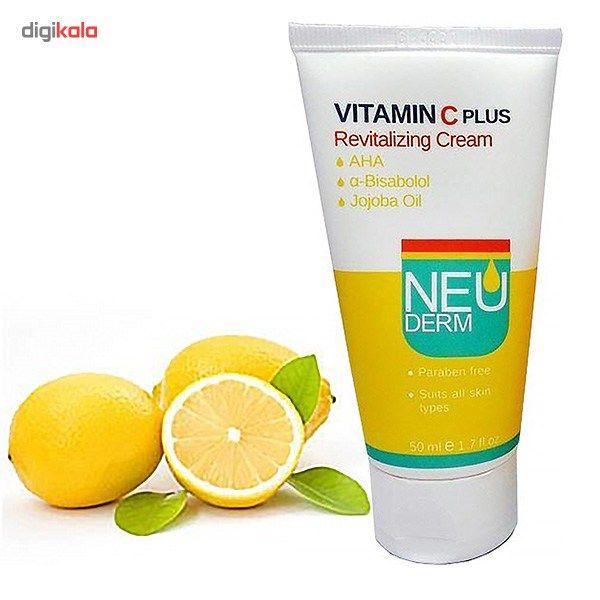 کرم روشن کننده نئودرم مدل Vitamin C Plus حجم 50 میلی لیتر main 1 1