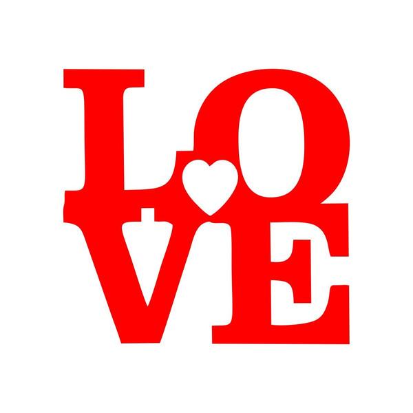 استیکر پرشین استیکر طرح قلب 11