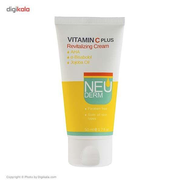 کرم روشن کننده نئودرم مدل Vitamin C Plus حجم 50 میلی لیتر main 1 2