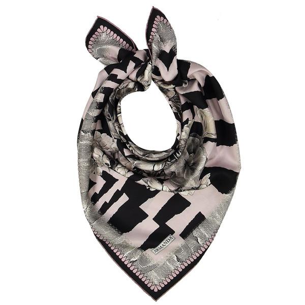 روسری آرماندا مدل S033