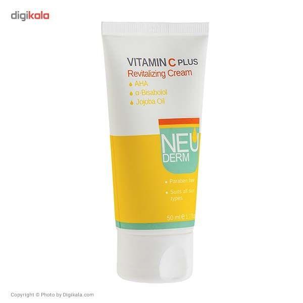 کرم روشن کننده نئودرم مدل Vitamin C Plus حجم 50 میلی لیتر main 1 3