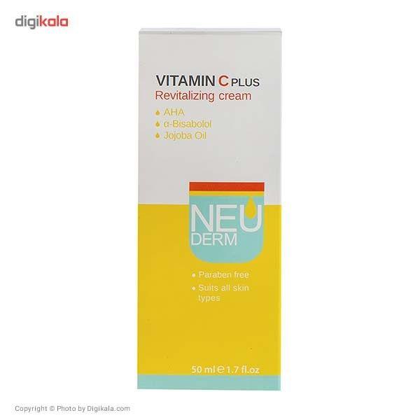 کرم روشن کننده نئودرم مدل Vitamin C Plus حجم 50 میلی لیتر main 1 4