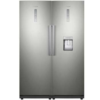 یخچال و فریزر دوقلوی سامسونگ مدل RR20PN-RZ20PN | Samsung RR20PN-RZ20PN Refrigerator