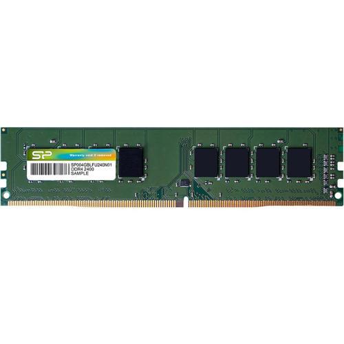 رم دسکتاپ DDR4 تک کاناله 2400 مگاهرتز CL17 سیلیکون پاور ظرفیت 4 گیگابایت