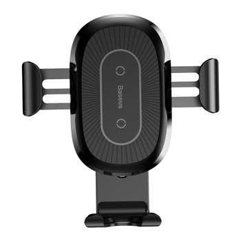 پایه نگه دارنده گوشی و وایرلس شارژر موبایل باسئوس
