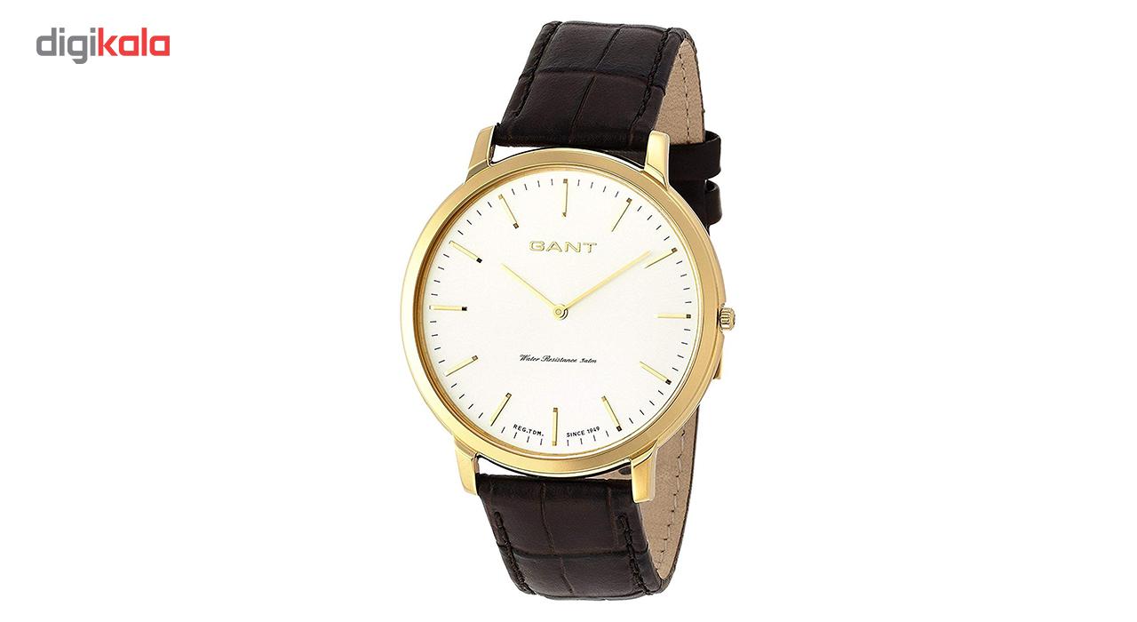 خرید ساعت مچی عقربه ای مردانه گنت مدل GW70604