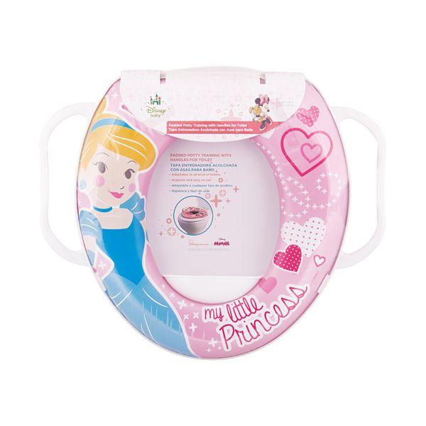 تبدیل توالت فرنگی کودک دیزنی مدل سیندرلا