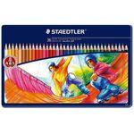 مداد رنگی 36 رنگ استدلر مدل NORIS CLUB thumb