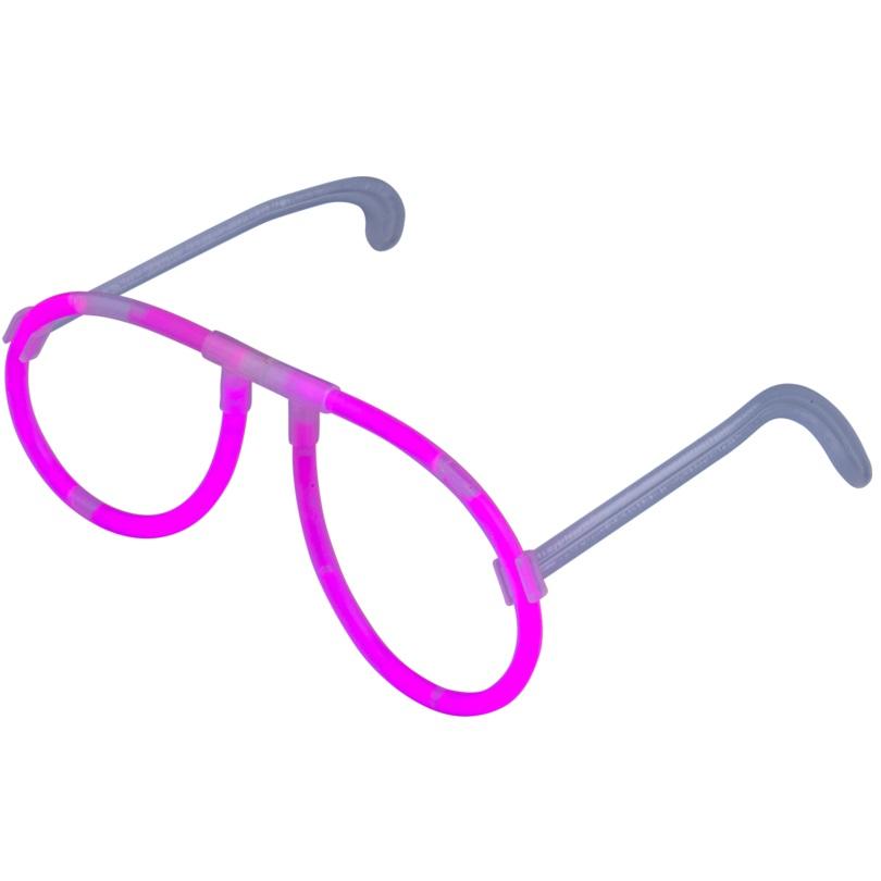 عینک شب تاب گلوو مدل eyeglass سایز 120