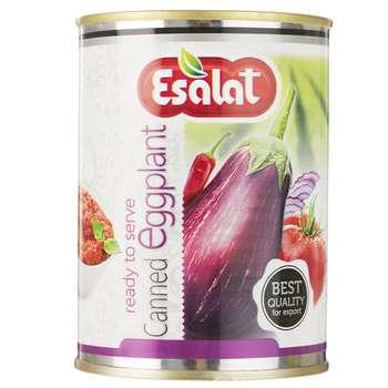 کنسرو خوراک بادمجان اصالت - 380 گرم