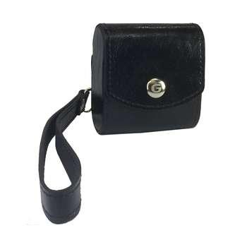 کاور محافظ چرمی جی کیس مدل Protective Leather Case به همراه بند نگه دارنده مناسب برای ایرپاد