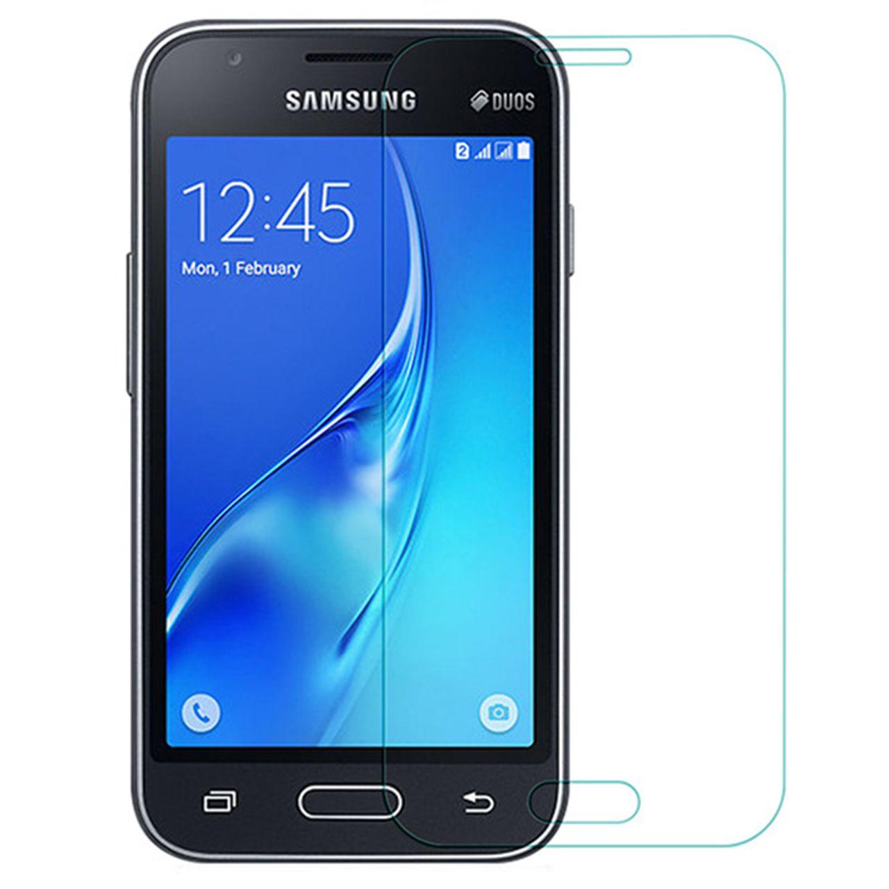 محافظ صفحه نمایش شیشه ای یاندو مدل HD.THREE مناسب برای سامسونگ J105/J1 Mini
