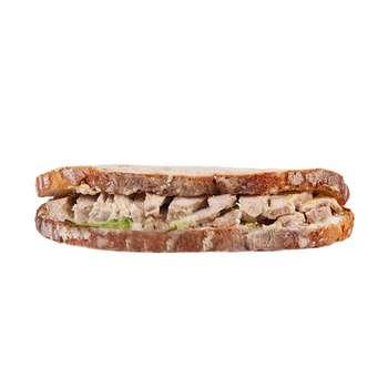 ساندویچ تست مرغ لبنانی مزبار - 380 گرم