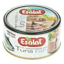 کنسرو ماهی تون در روغن گیاهی اصالت -180 گرم