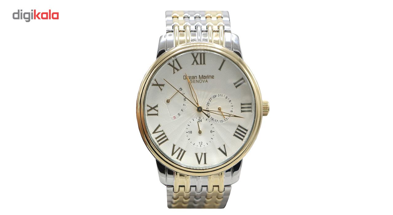 خرید ساعت مچی عقربه ای مردانه اوشن مارین مدل OM-8086