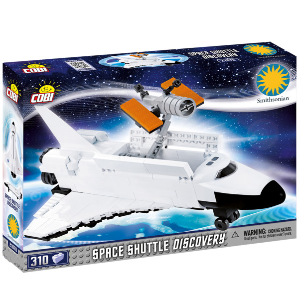لگو کوبی مدل  Smithsonian-Space Shuttle Discovery