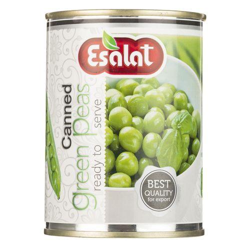 کنسرو نخود سبز اصالت مقدار 380 گرم