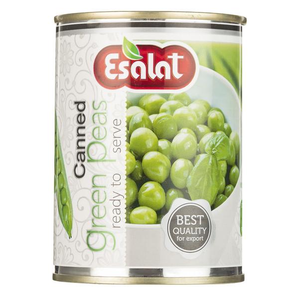 کنسرو نخود سبز اصالت - 380 گرم