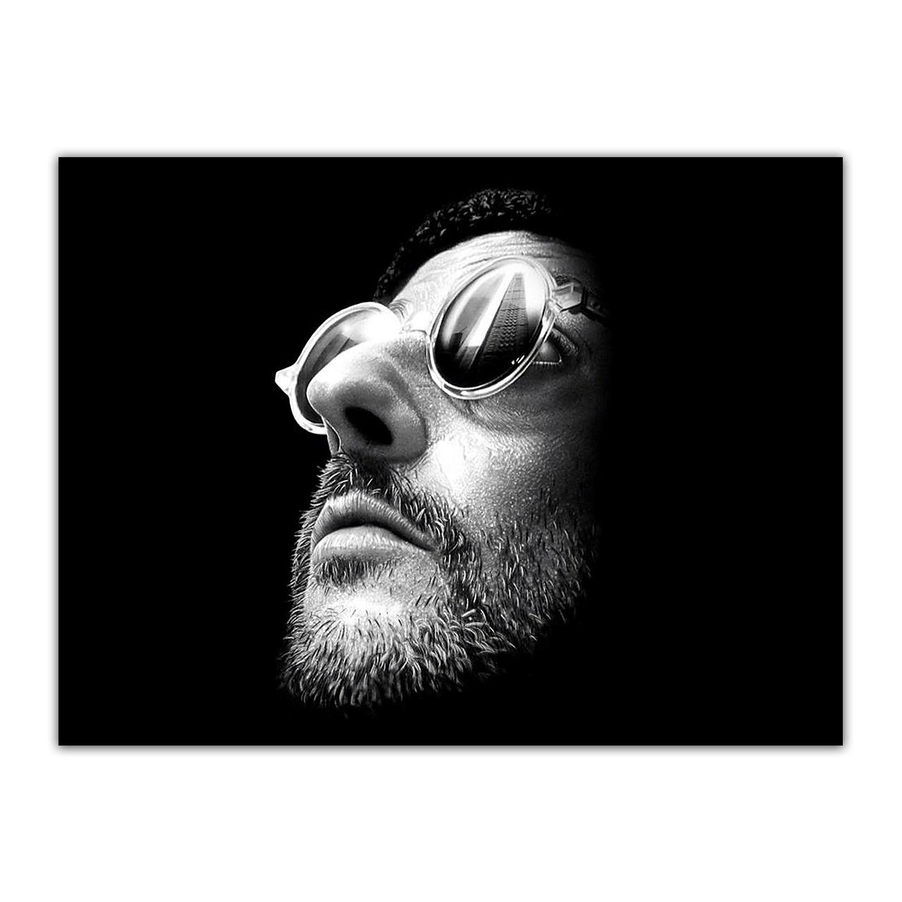 تابلو شاسی گالری سیمبا مدل H24 طرح Jean Reno
