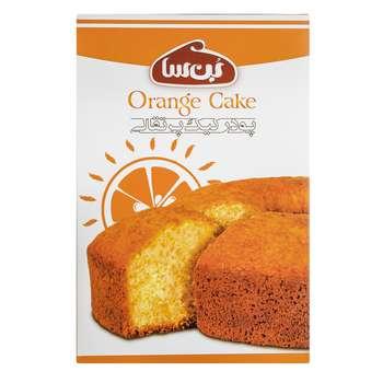 پودر کیک پرتقالی بن سا مقدار 500 گرم