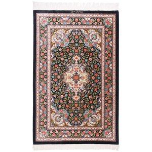 فرش دستبافت ذرع ونیم سی پرشیا کد 161084