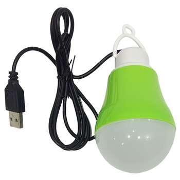 چراغ قوه اویز USB مدل USB light