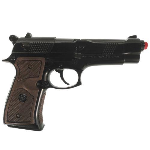 تفنگ بازی گانهر مدل کلت فلزی P1