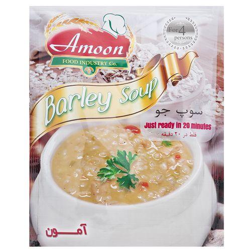 سوپ جو آمون مقدار 65 گرم