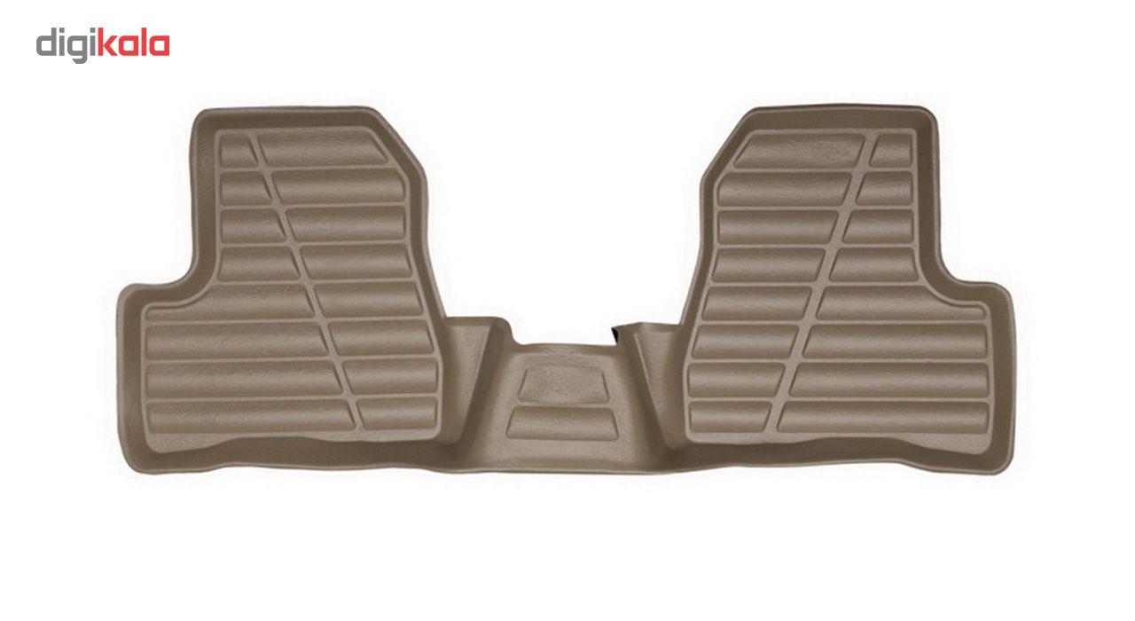 کفپوش سه بعدی خودرو لاستیک گیلان مناسب برای پژو 206 main 1 3