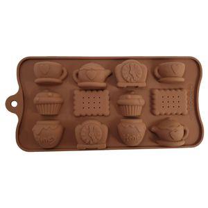 قالب شکلات پارا مدل 11 Cube
