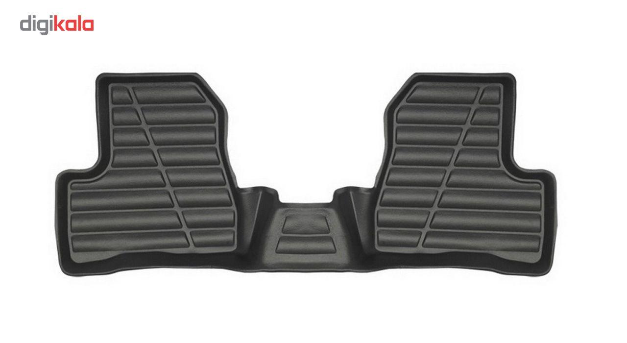 کفپوش سه بعدی خودرو لاستیک گیلان مناسب برای پژو 206 main 1 9