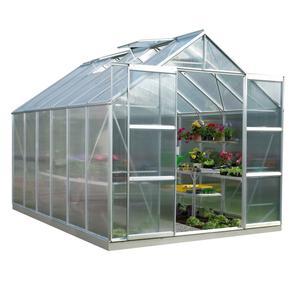 گلخانه پیش ساخته خانه سبز مدل فلورا D46