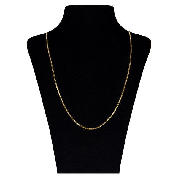 زنجیر ونیزی مارنا گالری مدل Gold